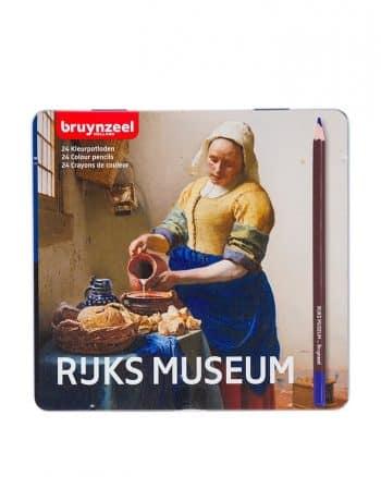 Bruynzeel Rijks Museum, The Milkmaid -värikynät (24kpl)