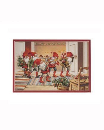 Joulujuliste, M04 Tonttujen jouluvalmistelu