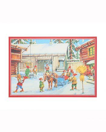 Joulujuliste, M02 Tonttupiha