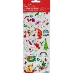 Tarra-arkki, Joulun yksisarvinen