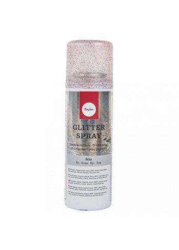 Glitterspray moniväri, 125ml