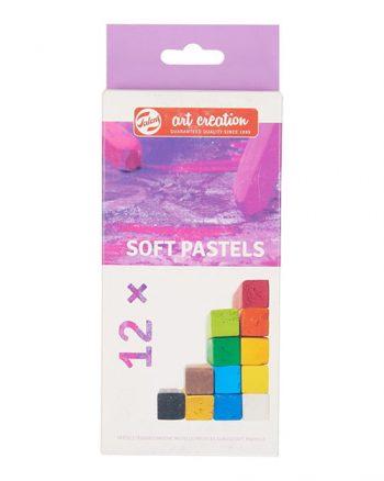 Talens AC Soft Pastels 12kpl